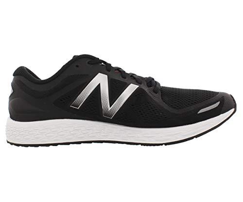 New Balance 487951-60, Chaussures de Running Compétition homme, Noir (Black/Silver/064), 44 EU