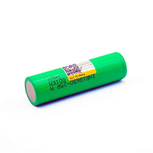 ROZIN Originale Batterie18650 2500Mah Batteria Ricaricabile 3.6V INR18650 25R M 20A Batterie,4pcs