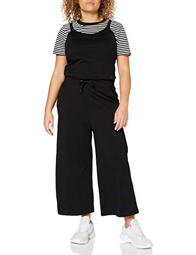 G-STAR RAW Womens Utility Strap wmn s/Less Jumpsuit, dk Black B771-6484, X-Large