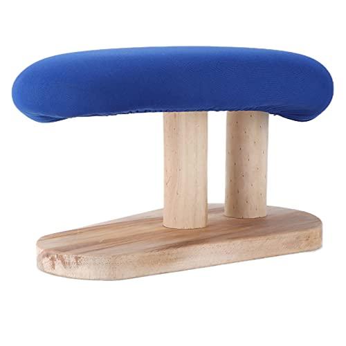 FOLOSAFENAR Tabla De Planchar, Planchado De Mesa Respire Rápidamente con Material De Madera De Pino para Coser(Taburete de Planchar Cuadrado)