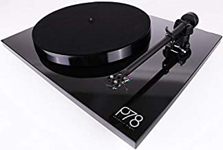Rega Planar 78 Dedicated 78RPM Turntable with RB220 Tonearm & Dust Cover