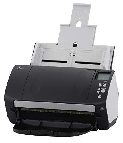 Fujitsu fi-7160 Premium Professional Desktop Color Duplex Document Scanner with 3 Years of Service
