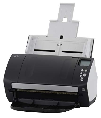 FUJITSU FI-7160 - Document Scanner - Duplex - 8.5 in X 14 in - 600 DPI X 600 DPI - UP to 60 PPM (Mono) / UP to 60 PPM (Color) - ADF (80 Sheets) - UP to 4000 SCANS PER Day - USB 3.0