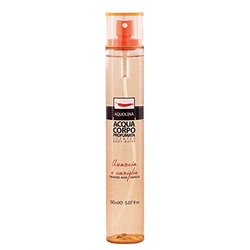 Aquolina Scented Body Water - Orange & Vanilla 150ml