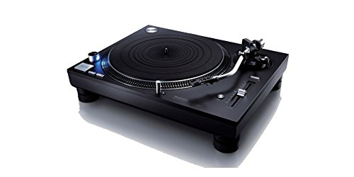 Technics SL1210GR Plattenspieler, Vinyl, Audiophile und DJ, Schwarz