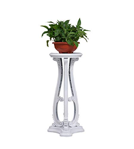 QFLY-PLANT STAND Driedimensionale modellering plant plank, hout-achtige bloempot display plank, moderne eenvoudige decoratieve bloem plank, tuinbouw plank