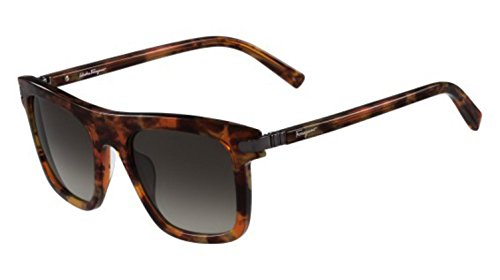Ferragamo SF785S Cateye Sonnenbrille 52, Mehrfarbig