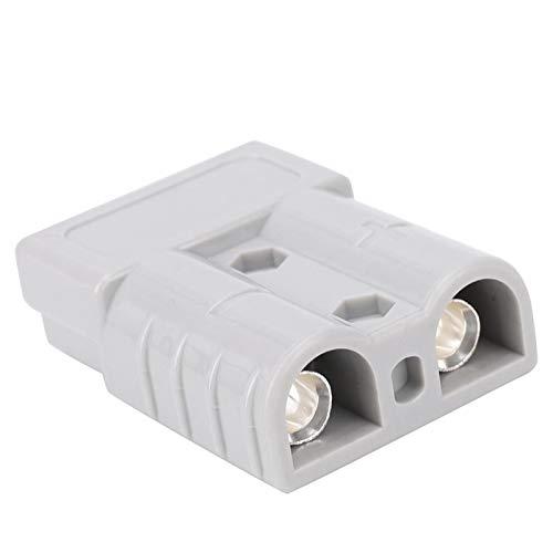 Wosune Conector Anderson, Conector de alimentación de batería Anderson, Rendimiento Estable Sistema de batería Dual Estable y confiable para Panel Solar