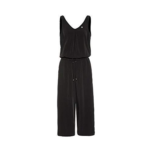 Ragwear Jumpsuit Damen SUKY 2011-75006 Schwarz Black 1010, Größe:L