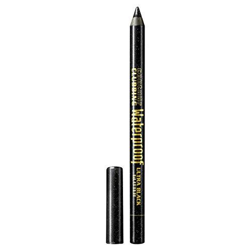 Bourjois Contour Clubbing; Delineador de Ojos.Tono 55 Ultra black glitter  - 1.2 gr
