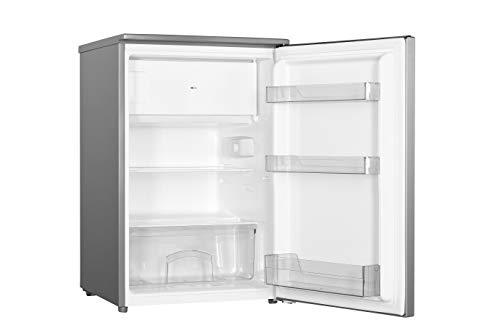 frigo trimiste   frigo top   mini frigo 100l   refrigerateur table top   frigo table top   Réfrigérateur Table Top 55 cm   Argent LINKË LKRFT116S