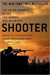 Shooter 1st (first) edition Text Only