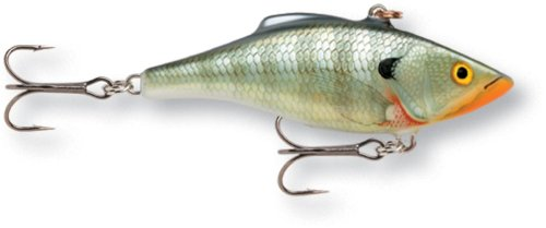 Rapala Rattlin 05 Fishing lure (Bluegill, Size- 2)