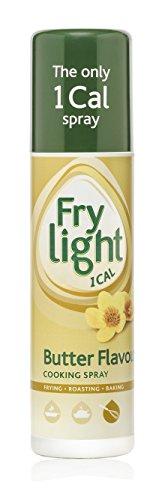 Fry Light Butter Flavour Cooking Oil Spray (190ml)