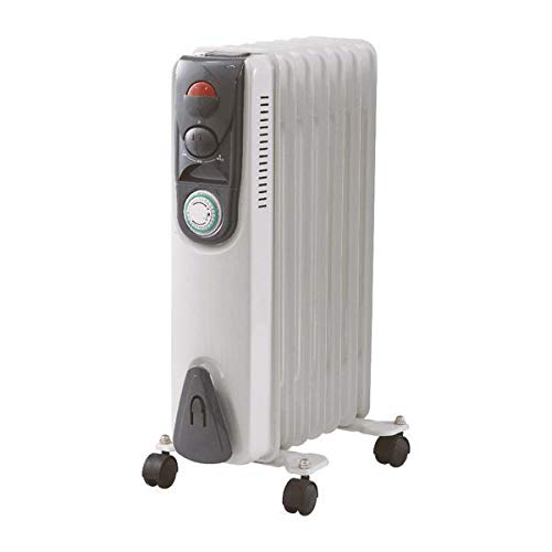 1.5kw Oil Filled Radiator with Timer