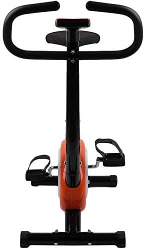 Bicicleta estática, Pantalla LCD, la Bicicleta de Gimnasio en Bicicleta, los Niveles de Resistencia Ajustables, con sensores táctiles, para los Atletas y Las Personas Mayores
