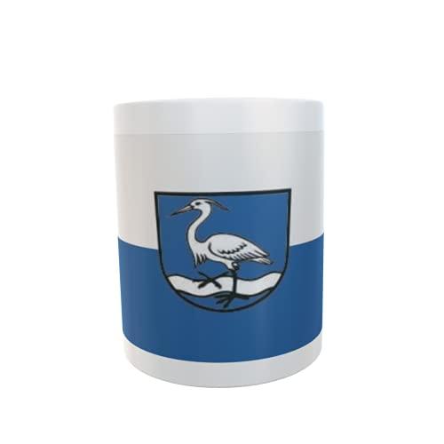 U24 Tasse Kaffeebecher Mug Cup Flagge Au am Rhein