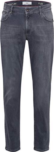 BRAX Herren Hi- Flex Chuck' Modern Jeans, Grau (Dark Grey Used 4), 30W / 34L
