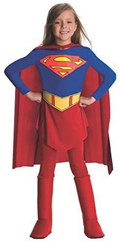 Déguisement Supergirl™ fille - 8 à 10 ans