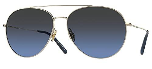 Oliver Peoples Airdale 1286S 58 5035P4 - Gafas de sol (51-15-145 mm), color dorado