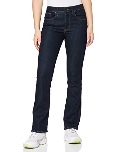 Levi's 725 High Rise Bootcut Vaqueros Corte de Bota, To The Nine, 26W / 30L para Mujer