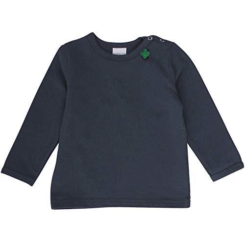 Fred'S World By Green Cotton Alfa T T-Shirt, Bleu (Midnight 019411006), 74 Bébé garçon