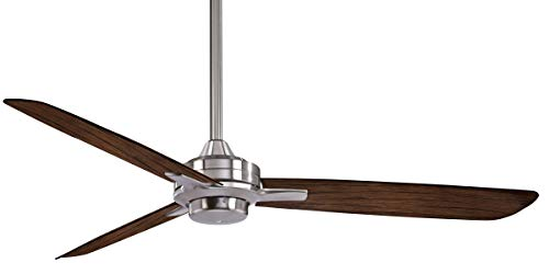 Minka-Aire F727-BN/MM, Rudolph 52' Ceiling Fan, Brushed Nickel Finish with...