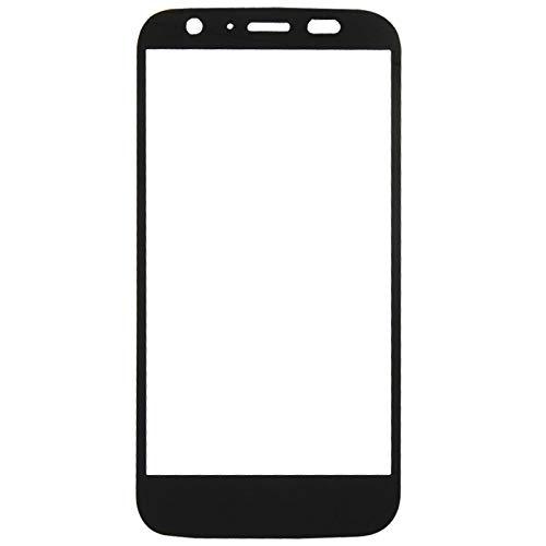 un known Front Screen Outer Glass Lens for Motorola Moto G / XT1032 (Nero) Sostituzione degli Accessori (Color : Black)
