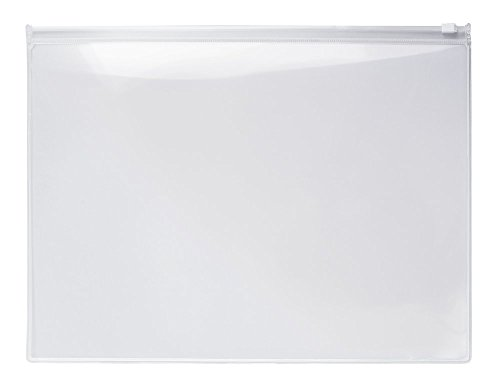 クリアケース (ファスナー付き) A4(20枚入り) h42012
