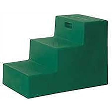 High Country Plastics MS-22FG Three Mounting Step, 22 , Forest Green