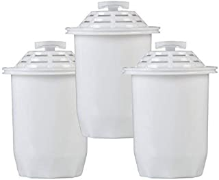 Santevia Water Systems Pitcher Filter (3 Pack) , White - P422