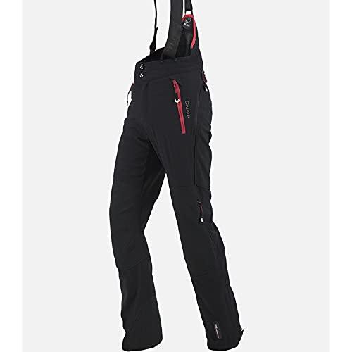 Cimalp Pantalon Alpinisme Softshell avec Ouvertures latérales