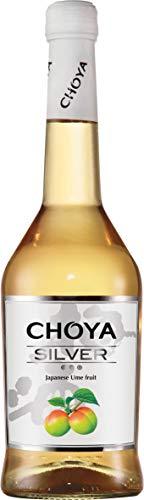 Choya Silver Choya Silver (Bebida Que Contiene Vino, Fruta Ume, Vino De Ciruela Japonesa, Afrutado, Dulce, 10% Vol.) - 500 ml