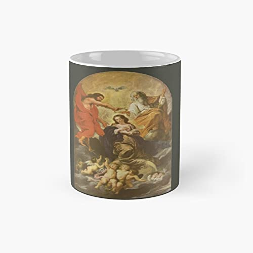 Assumption of Mary Holiday 2021 Classic Mug - 11 Ounce for Coffee, Tea, Chocolate Or Latte.