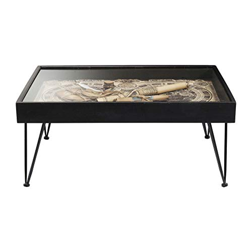 Table basse Collect Maps 100x70cm Kare Design