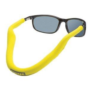 Chums Schwimmendes Neopren-Brillenband, Gelb