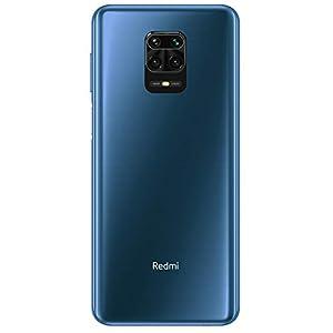 Redmi Note 9 Pro (Interstellar Black, 4GB RAM, 64GB Storage) - Latest 8nm Snapdragon 720G & Gorilla Glass 5 Protection