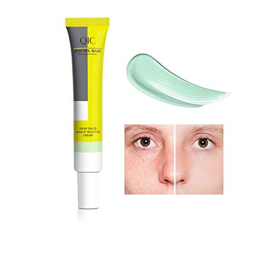 Primer viso idratante, base per trucco professionale, carnagione uniforme, leggero, a lunga durata, riduce al minimo i pori e le linee sottili, 30 g (01)