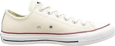 Converse Ctas Sea Lea Ox, Unisex Low-Top Sneakers, White (blanc Cassé), 4.5 UK (37 EU)