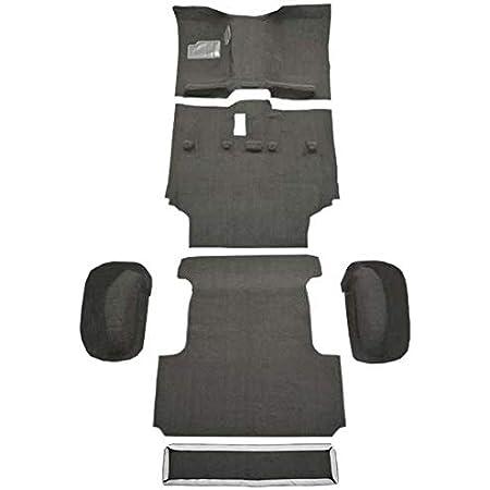 1996 to 2002 Toyota 4Runner Carpet Custom Molded Replacement Kit Passenger Area Only 835-Firethorn Plush Cut Pile