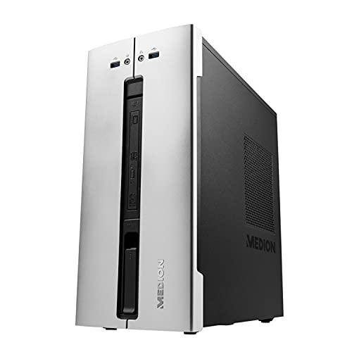 MEDION P63011 Desktop PC (Intel Core i5-10400, 1TB SSD, 16GB DDR4 RAM, Intel UHD Grafik, WLAN, Win 10 Home)