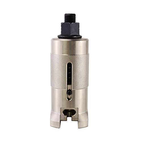Loboo Idea Extractor de cilindros, extractor de clavos de acero inoxidable, herramienta de extracción de placa de bloqueo para cerrajería y cerrajería