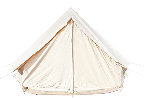 Stout Tent Pro 4M Bell Tent, Double Wall with Stove Jack