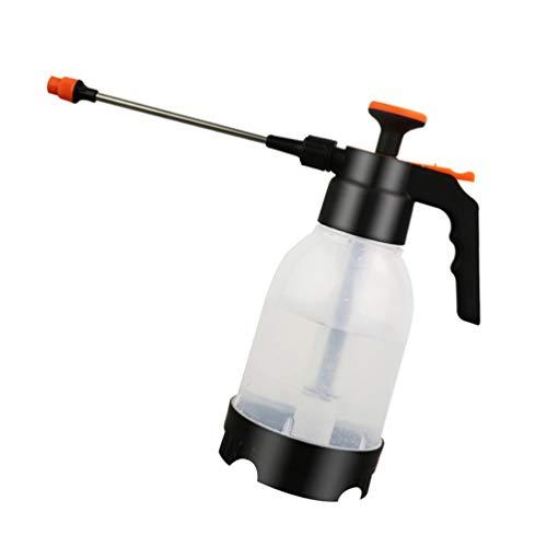Cabilock Vatten Mister Spray Flaska 1. 2L en Hand Trycksprutning Med Justerbar Munstycke För Växter Trädgårdsgödsel Biltvätt Style 2