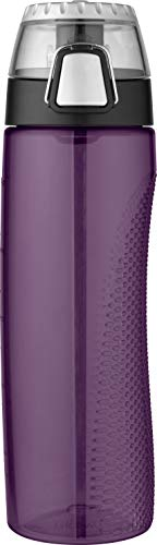 Thermos 24 Ounce Tritan Hydration Bottle with Meter, Purple