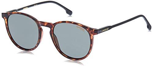 Carrera 230/S gafas de sol, Dkhavana, 52 Unisex Adulto