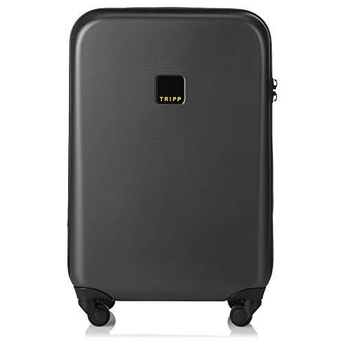 Tripp Graphite Style Lite Hard Cabin 4 Wheel Suitcase