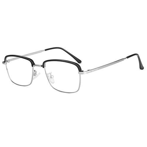 Gafas De Lectura Multifocales Progresivas, Gafas De Sol Uv400 De Transición Fotocromática Automática De Doble Uso Y Distancia Masculina Cercana