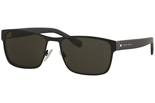 Hugo Boss Boss 0561/N/S, Gafas de sol Hombre, matte black, 57