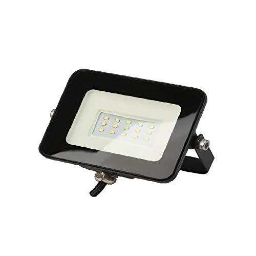 Iluminación Megamex luminario LED/reflector basic 10 W / R10 / 10 W 850 lm Luz Fría 6500 K/LUMINARIA PARA JARDIN